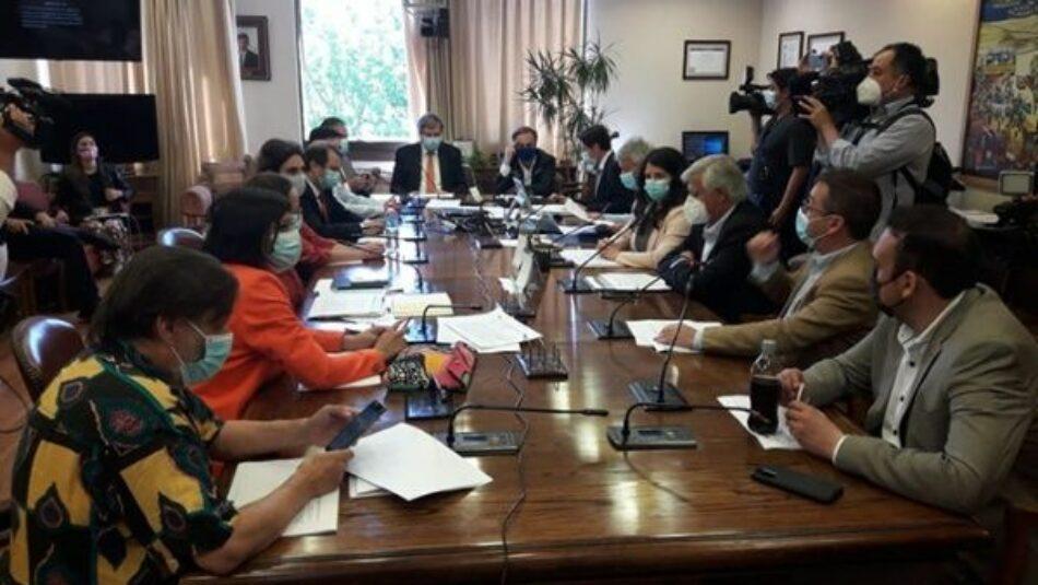 Congreso chileno continúa trámite para segundo retiro de la AFP