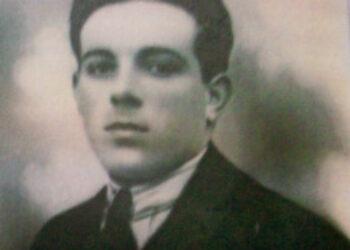 Concha recupera por fin a su padre, Claudio Doroteo Diéguez Loza, afiliado a CNT