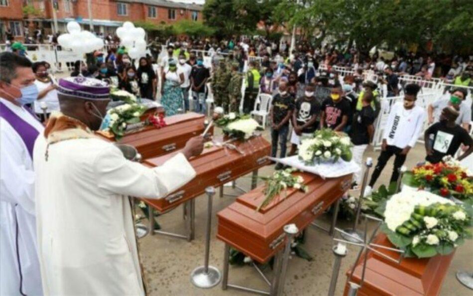 Masacres a escala revelan el rostro del genocidio en Colombia