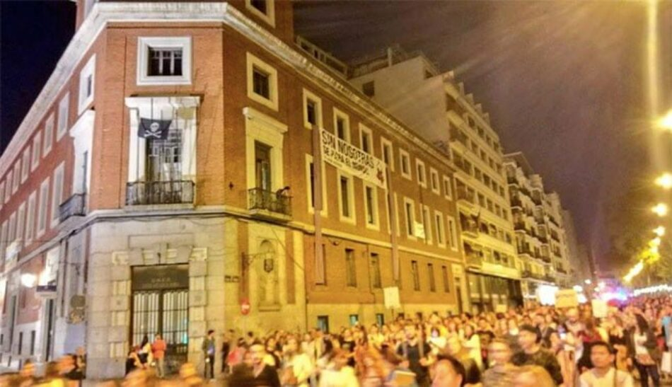 Una marcha recorrerá el barrio de Las Letras (Madrid) para pedir el traslado del Centro de Salud de Alameda a «La Ingobernable»