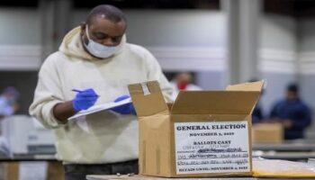 Departamento de Justicia niega fraude en elecciones