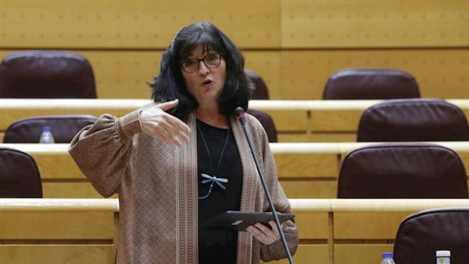 Adelante Andalucía pide la comparecencia de Teresa Ribera en el Senado por el traslado de 70.000 toneladas de residuos tóxicos al vertedero de Nerva