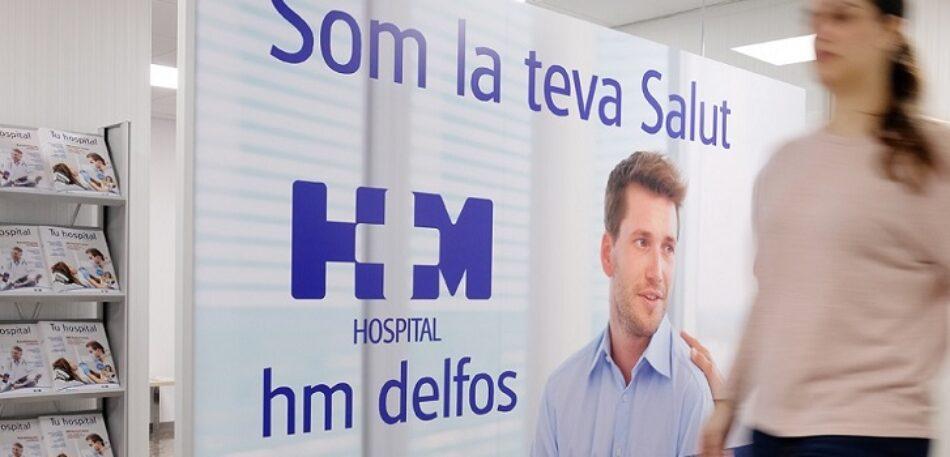La plantilla del Hospital HM Delfos de Barcelona inicia huelga el 15 de diciembre