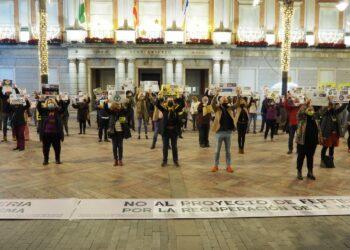 La Junta de Andalucía no debe otorgar autorización ambiental al proyecto de Fertiberia en Huelva