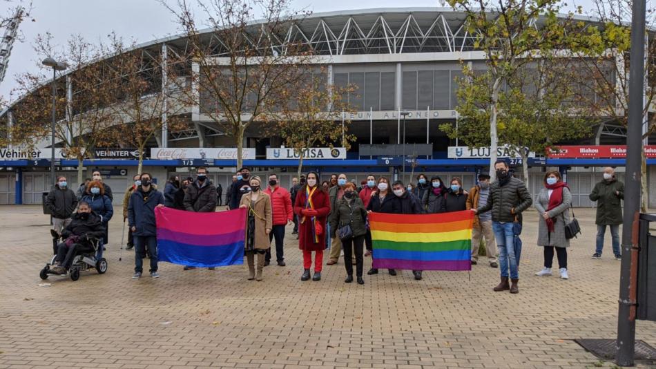 Piden al presidente del Getafe CF la condena de una agresión LGTBIfóbica ocurrida en pasado sábado