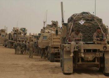 Continúan los ataques a convoyes estadounidenses en Iraq