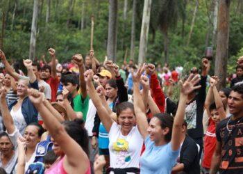 Paraguay. Otra victoria popular: ¡Patria Nueva 2 ya es del pueblo!
