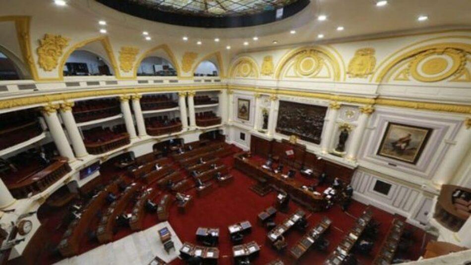 Congreso peruano avanza en derogación de Ley de Promoción Agraria