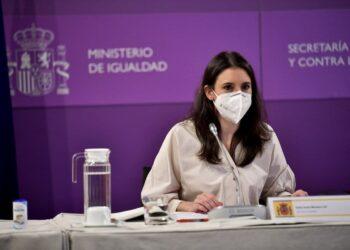 """Irene Montero: """"2021 será un año clave para la implementación de las políticas públicas feministas"""""""