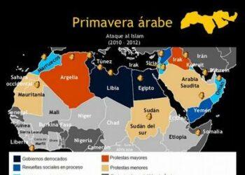 Los frutos amargos de la Primavera Árabe