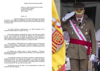 Manifesto de repulsa aos militares fascistas