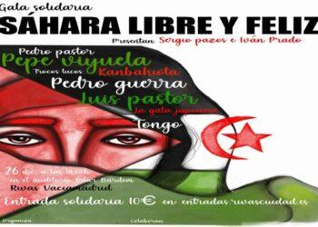 Pallasos en Rebeldía celebra una gala solidaria con el Sahara en Rivas