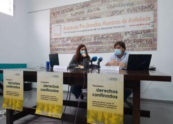 """APDHA califica de """"devastador"""" el impacto de la pandemia especialmente en los colectivos vulnerables"""