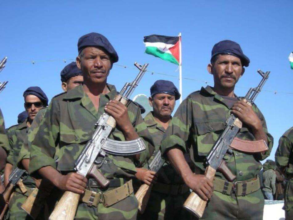 """Sáhara Occidental. Mustafa Sayed: »La guerra de liberación nacional se reanudó para expulsar al ocupante y no se detendrá hasta que ponga fin a su ocupación"""""""