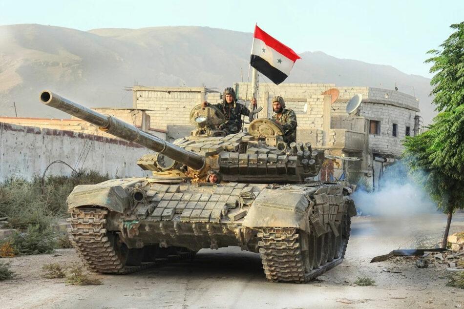 Siria anuncia una gran operación militar para recuperar Idlib de los islamistas
