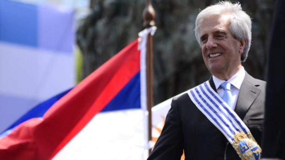 Fallece Tabaré Vázquez, expresidente de Uruguay, a los 80 años