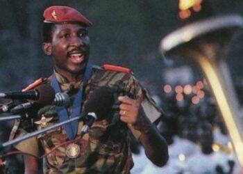 Conoce el legado del revolucionario burkinés Thomas Sankara