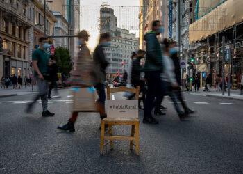 Greenpeace reclama a las administraciones y a la ciudadanía apoyar la producción rural sostenible con su compra