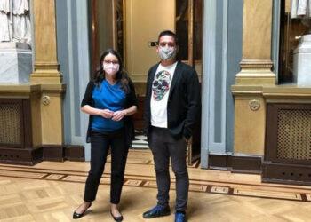 La propuesta de equiparar  a las víctimas de la violencia de género a las de terrorismo no prospera en el Senado a causa del voto en contra PSOE-ERC/Bildu-PNV y en Comú