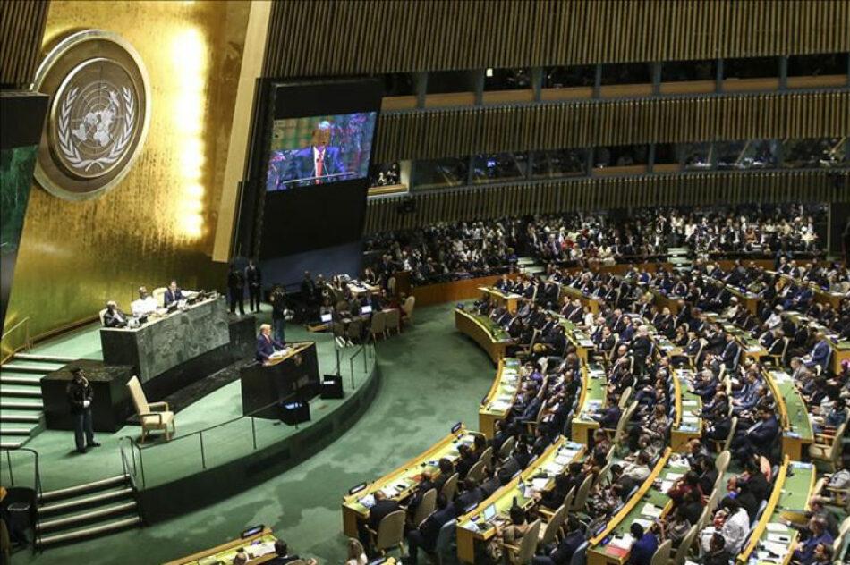 Asamblea General de la ONU 75 años después