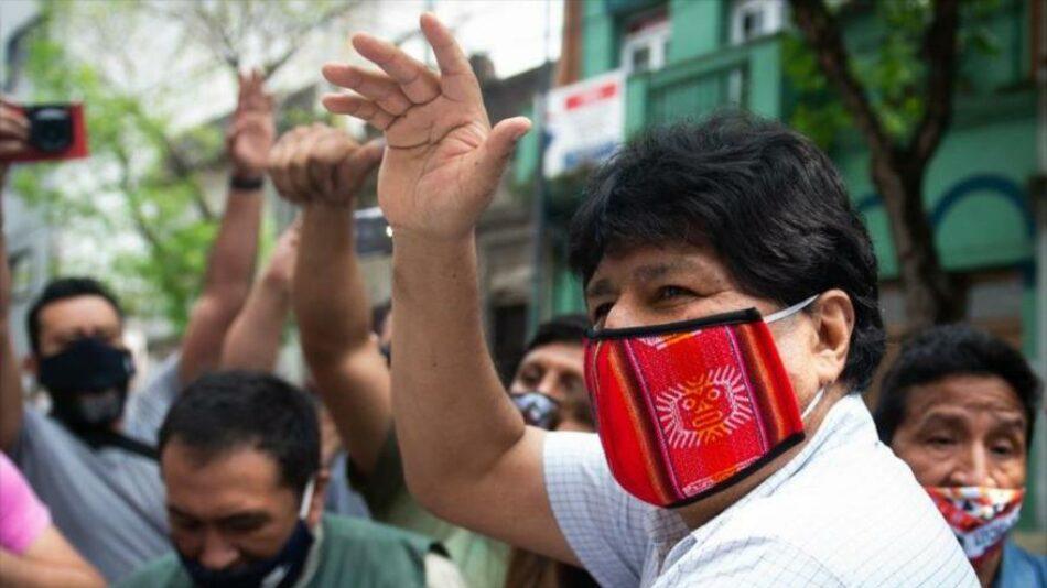 Expresidente de Bolivia, Evo Morales, da positivo de COVID-19