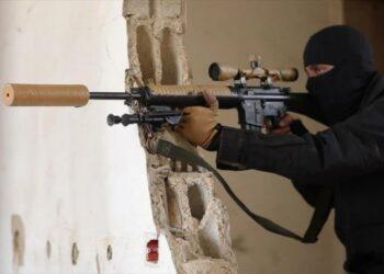 'Daesh usa rifles de francotirador estadounidenses en Irak'