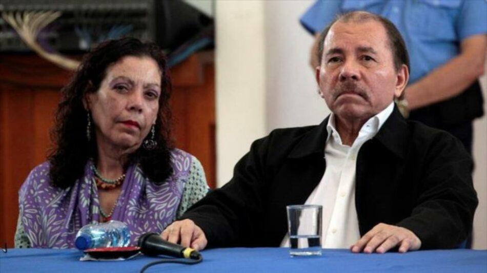 """Nicaragua: EEUU """"vive el derrumbe del mito de la perfección"""""""