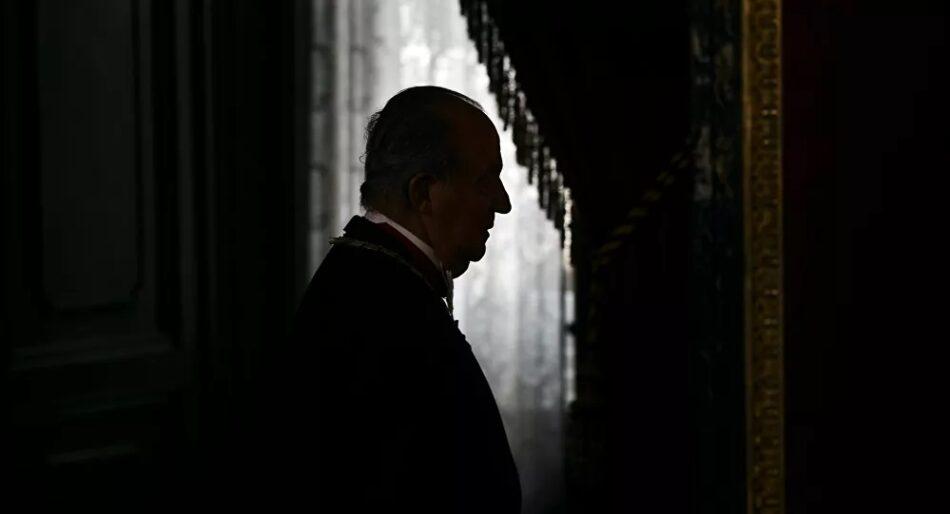 Filtran una foto del rey emérito Juan Carlos I en Abu Dabi