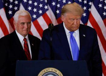 El papel de Mike Pence en una posible destitución de Trump