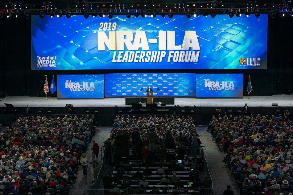 La Asociación Nacional del Rifle se declara en bancarrota