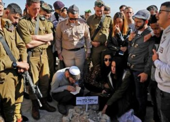 Suicidio, principal causa de muerte de soldados israelíes en 2020
