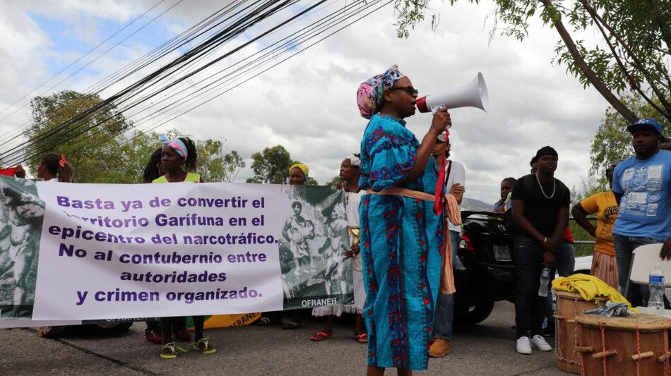Honduras. «¡No olvidamos! ¡Aparición con vida ya!»
