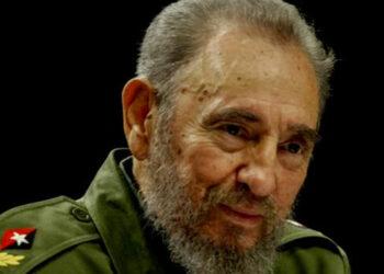Fidel, un árbol que aún florece