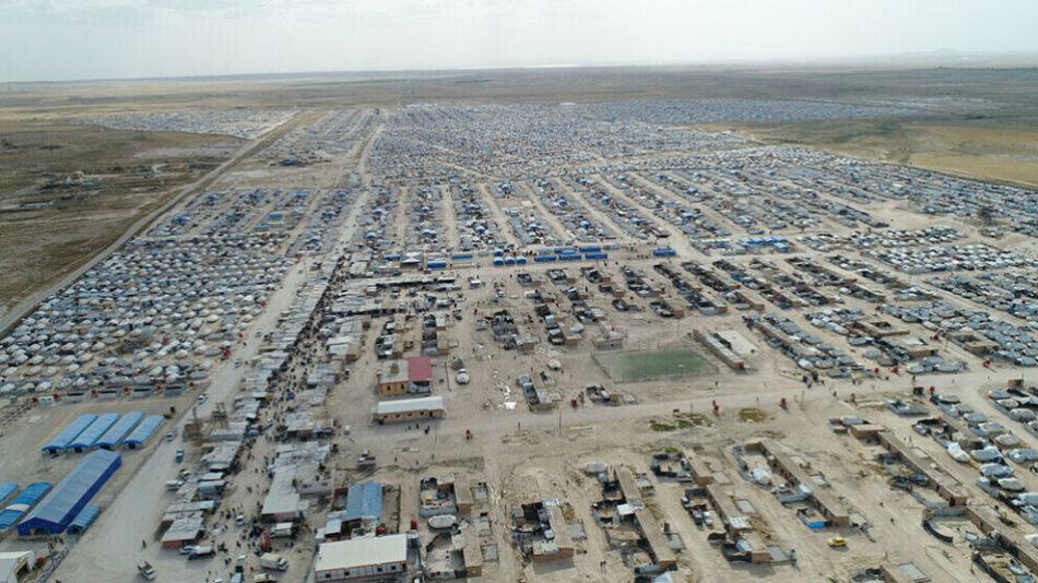 Los residentes de Makhmur: «El embargo es más peligroso que el Covid»