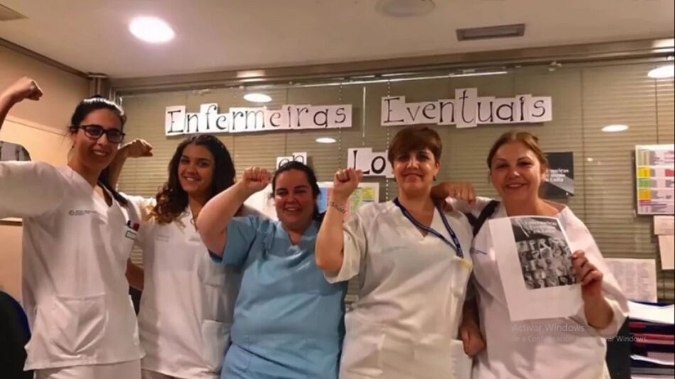 EU pide á Xunta que mellore a situación da enfermaría en Galicia para realizar unha inmunización fronte á covid máis eficiente