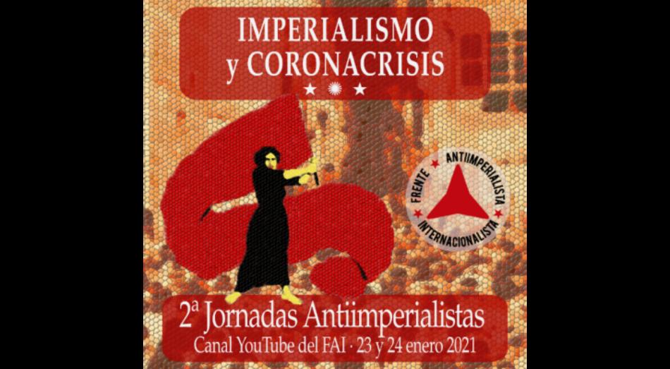 """Convocatoria: II Jornadas """"Imperialismo y coronacrisis"""""""