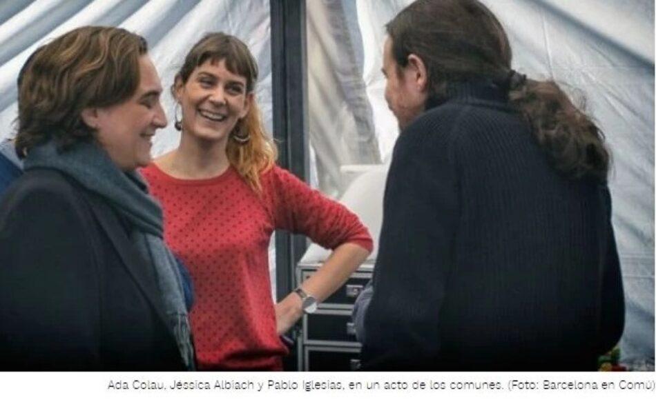 Jéssica Albiach: «Las elecciones del 14F no van de quien gana, sino de quien gobierna»
