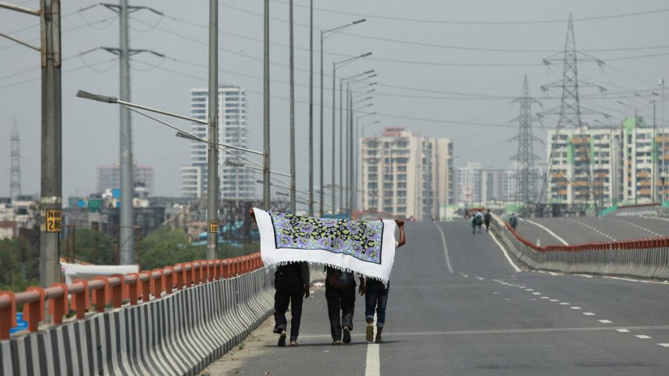 2020 resultó el octavo año más cálido en India desde 1901