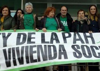 La PAH Santander sigue esperando ver el borrador del proyecto de Ley de Vivienda