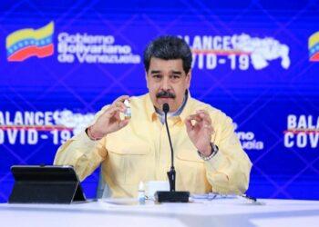 Venezuela produce un antiviral que neutraliza al 100% a COVID-19