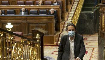 Echenique: «Que imputar a Pablo Iglesias era una aberración jurídica lo sabían todos los juristas de España»