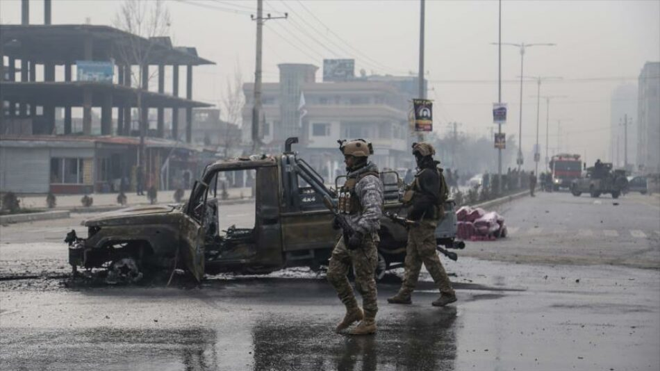 13 soldado afganos mueren en un ataque talibán en Herat