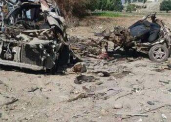 Atentado con coche bomba deja ocho soldados muertos en Afganistán