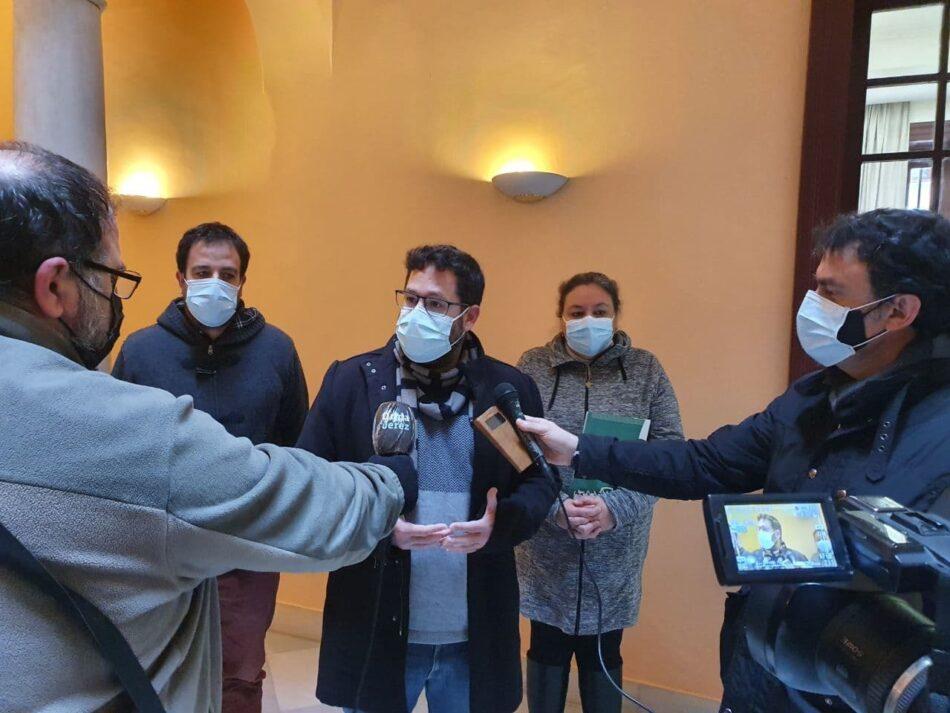 Jerez inaugura las asambleas de 'Andalucía No Se Rinde' en la provincia de Cádiz para construir una alternativa de izquierdas coherente