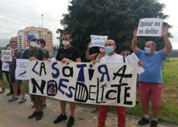 CGT Castelló pide apoyo económico para Ángel Blasco
