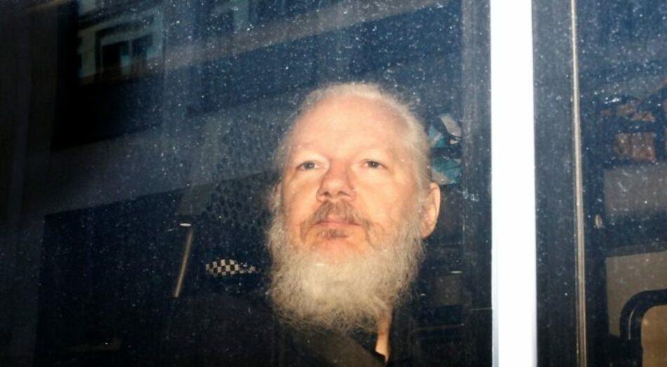 Lunes día 4 de Enero de 2021: Libertad para Julian Assange