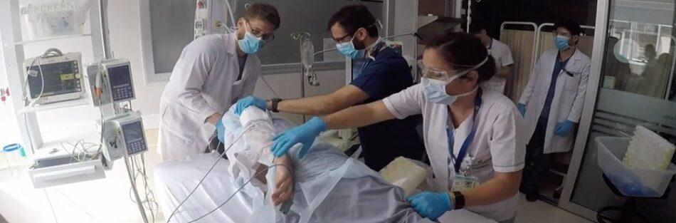 Declaración de la Mesa Sectorial de Sanidad de Madrid sobre el traslado forzoso de profesionales al Hospital Zendal