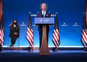 El gabinete de Biden anuncia que el presidente firmará varios decretos en su primer día en el poder