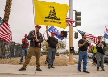Alarma en Estados Unidos ante la gran movilización convocada por Trump el 6 de enero en Washington