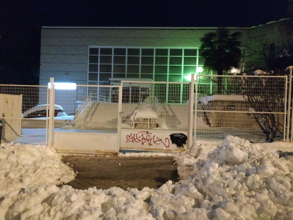 «Accesos helados, caídas por el hielo y centros de salud sin calefacción»